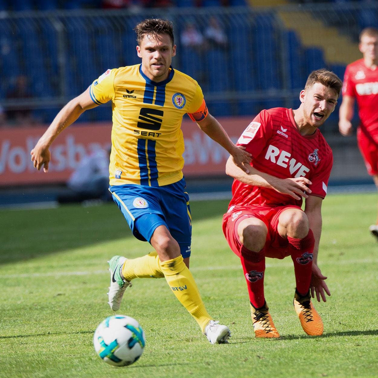Eintracht Braunschweig | LITHOSCAN crossmedia