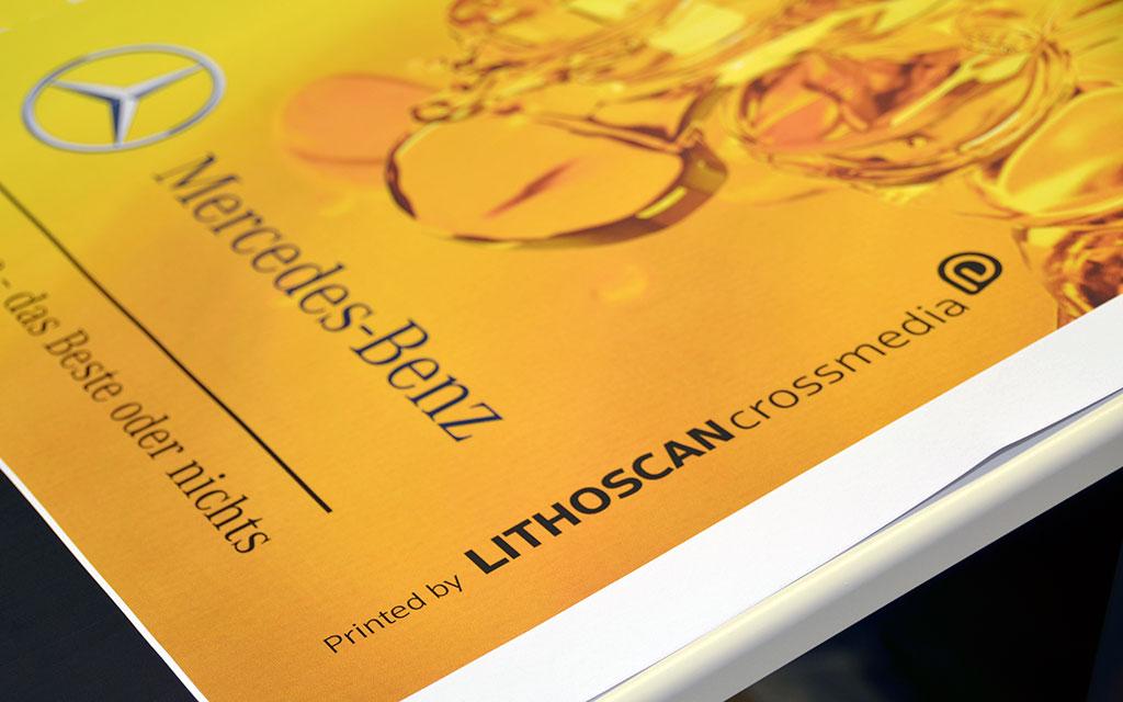 LITHOSCAN crossmedia | Dialogplakat Detail