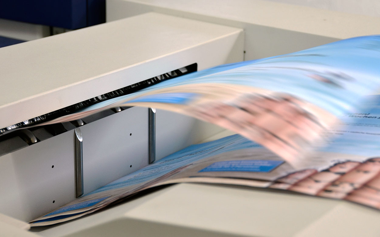 LITHOSCAN crossmedia | Printmanagement, Produktion von Druckenprodukten