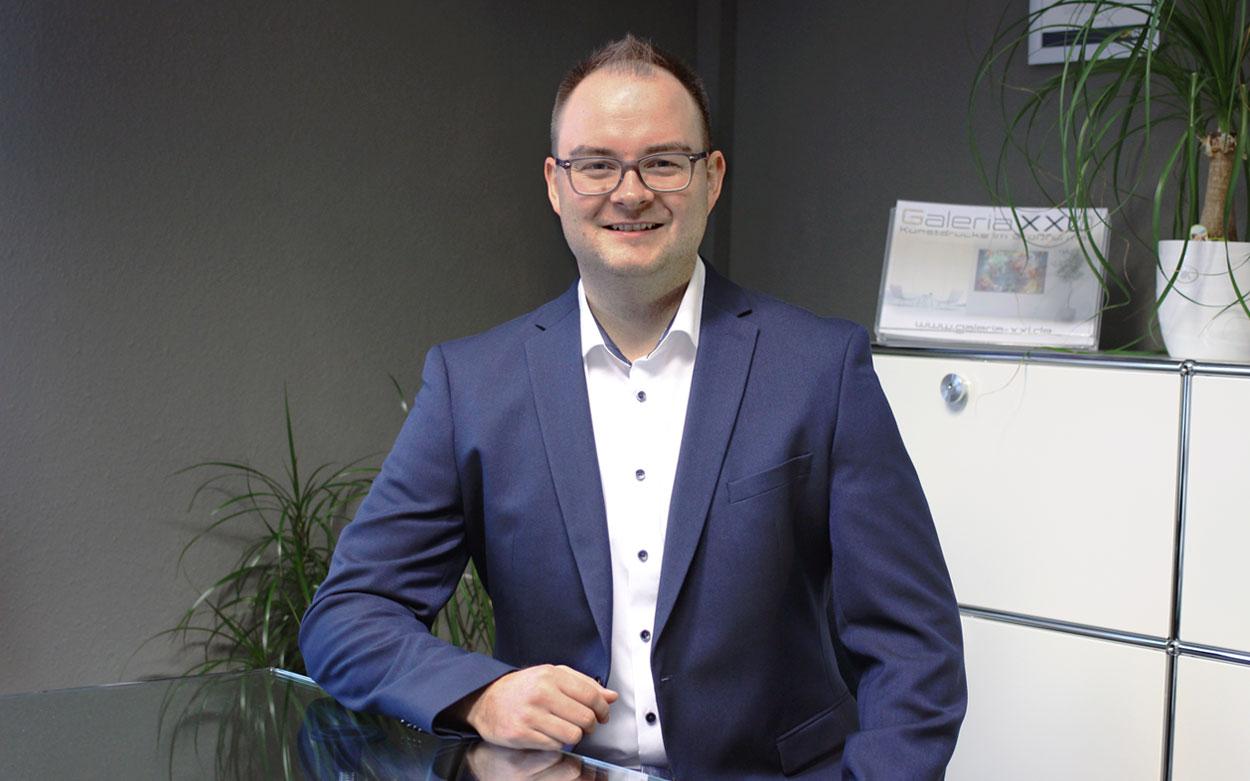 LITHOSCAN crossmedia | Markus Jenert, Geschäftsführung