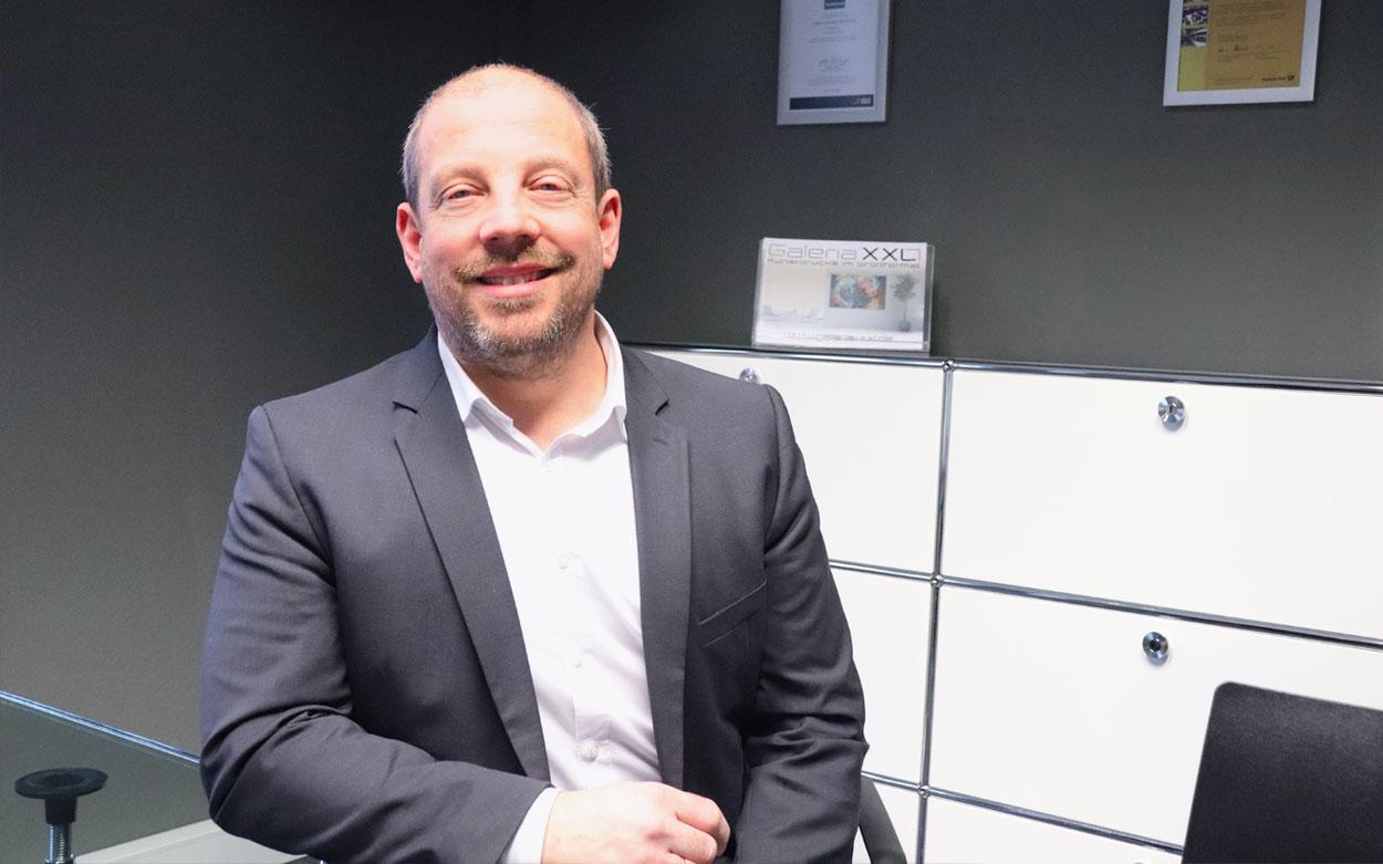 LITHOSCAN crossmedia | Stephan de Rouck, Geschäftsführung